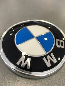 Bmw M4 Logo : Trunk, Original