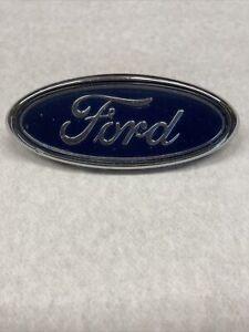 Ford Focus Logo : focus, Focus, Front, Grille, Emblem