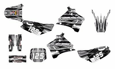 TTR 125 graphics for 2000 2001 2002 2003 2004 2005 2006