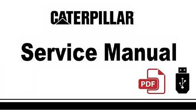 Cat Caterpillar 928G Wheel Loader GMB Service Repair