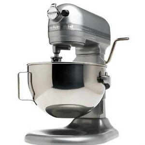 KitchenAid Pro Stand Mixer 450 W 5 QT RRKv25gOXcu All