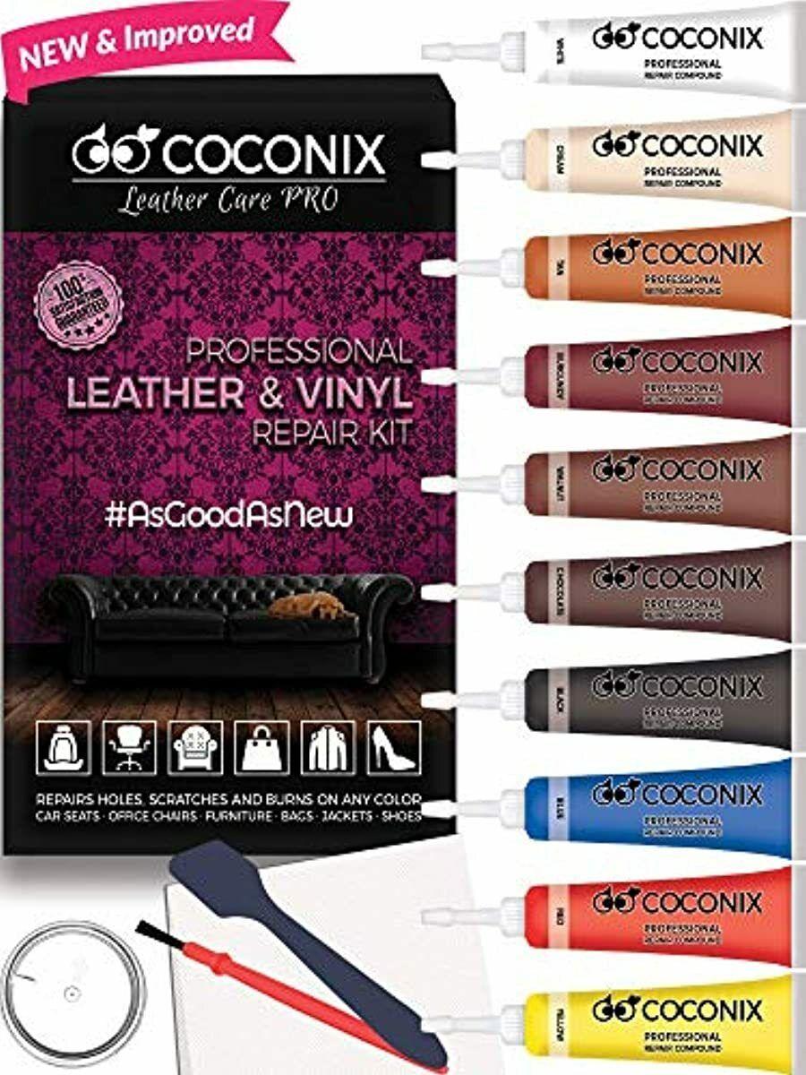 Professional Leather Repair : professional, leather, repair, Leather, Miracle, Repair, Safety, Online