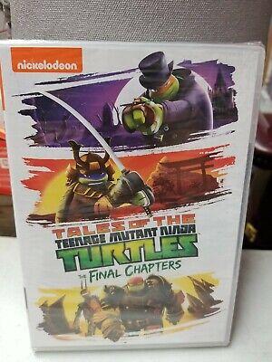 Tales Of The Teenage Mutant Ninja Turtles The Final Chapters : tales, teenage, mutant, ninja, turtles, final, chapters, Tales, Teenage, Mutant, Ninja, Turtles, Final, Chapters, Nickelodeon, DVD‼, 32429292513