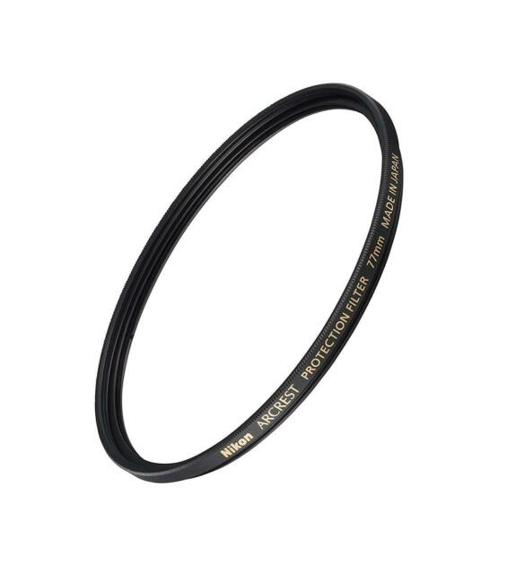 Nikon ARCREST PROTECTION FILTER 77mm AR-PF77 Official