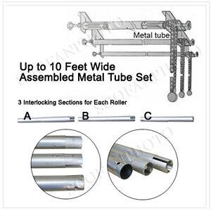 Assembled Aluminum Tube Set for 2,3,4,6 Roller Electric
