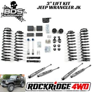 BDS Suspension for Jeep Wrangler JK 12-18 3