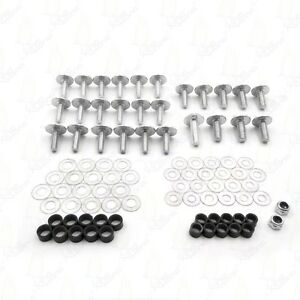 Motorcycle normal Fairing Bolts Kit For 93-99 Honda CBR