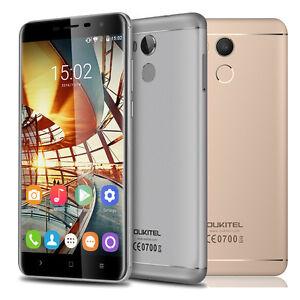 Oukitel U15 pro 4G LTE 5.5'' Octa Core Smartphone Android 6.0 3GB+32GB 16MP GPS