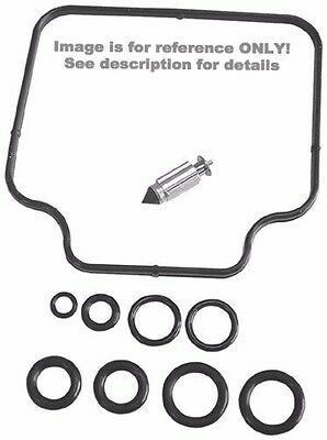 K&L Supply 18-2879 Carburetor Repair Kit for Yamaha V