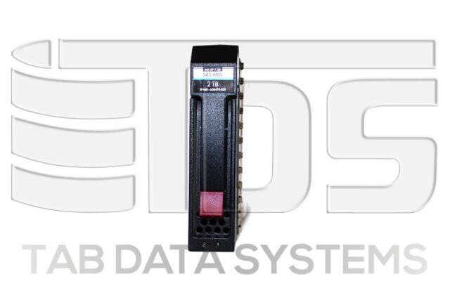 HP 605475-001 2TB 7.2K 3.5
