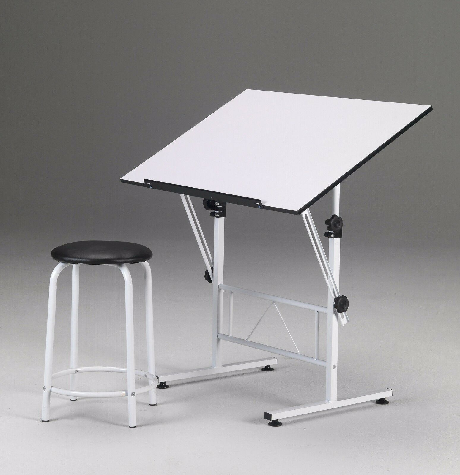 drafting table chair height vitra office drawing hobby art craft desk