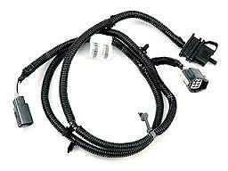 Jeep Wrangler (07-16) Trailer Tow Wiring Harness with 4