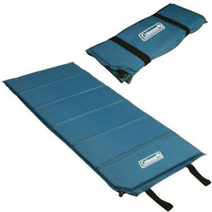 Image Is Loading Coleman Self Inflating Mat Blue Hiking Compact Mattress