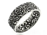 925 Sterling Silver Mens Jewelry Vintage Antique Classic ...