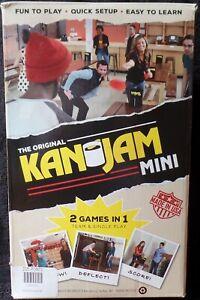 KAN JAM Game MINI Complete ORIGINAL Disc TEAM Single FUN Can INDOOR Outdoor SET   eBay