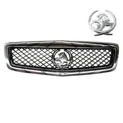 Genuine Holden Grille & Bootlid Badge Wreath Radiator for
