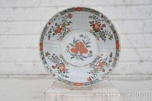 Fine Chinese Kangxi, Famillle Verte Saucer Plate