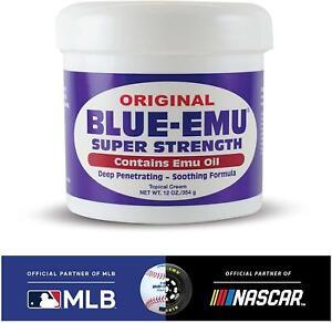 Blue Emu Original Analgesic Cream 12 Ounce (Packaging May ...