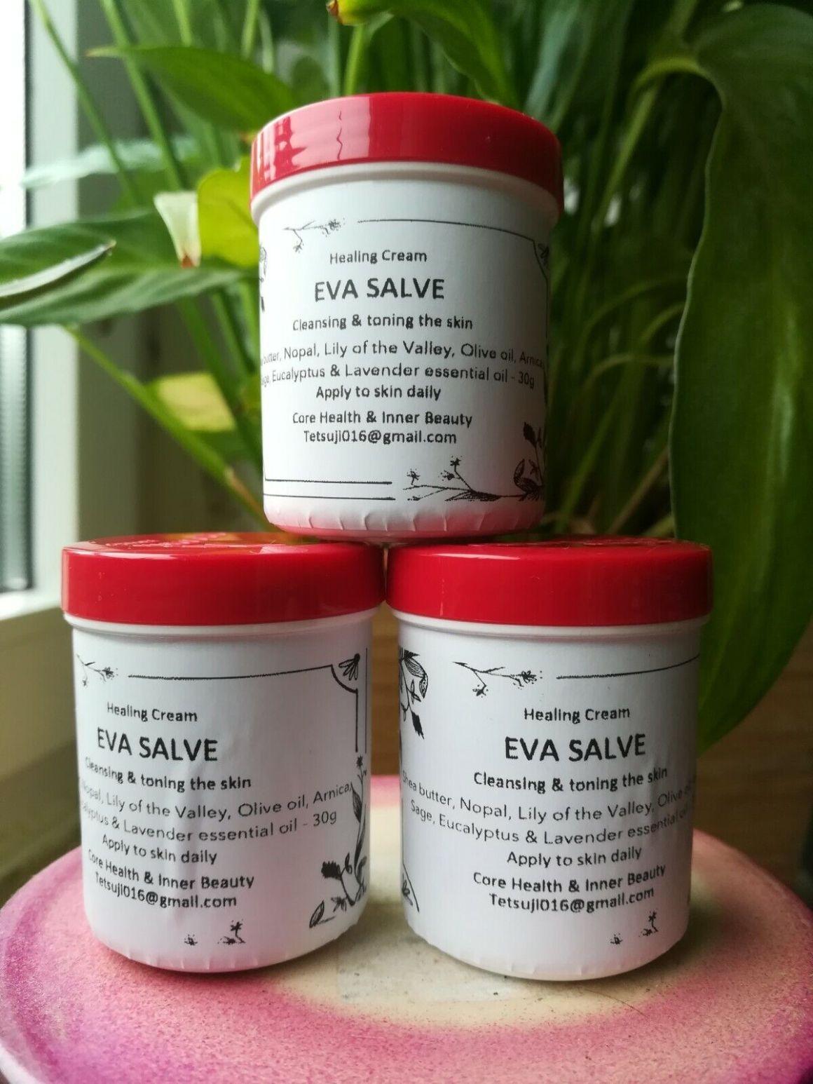 Healing Salve (inspired by dr sebi eva salve) 30g