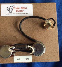 les paul jr prebuilt upgrade wiring harness kit my les paul forum img  [ 1600 x 1200 Pixel ]