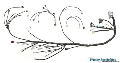 Wiring Specialties Engine Tranny Combo Harness for 2JZGTE