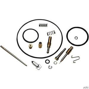 1987-2007 Moose Racing Kawasaki KLR650 Carburetor Rebuild
