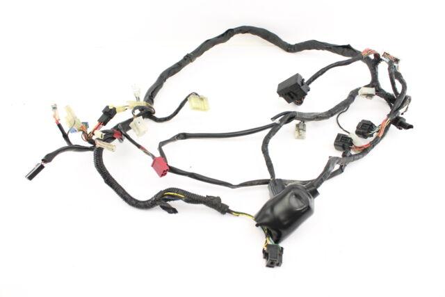 Yamaha V Star 1100 Xvs1100 Wire Harness Custom Classic
