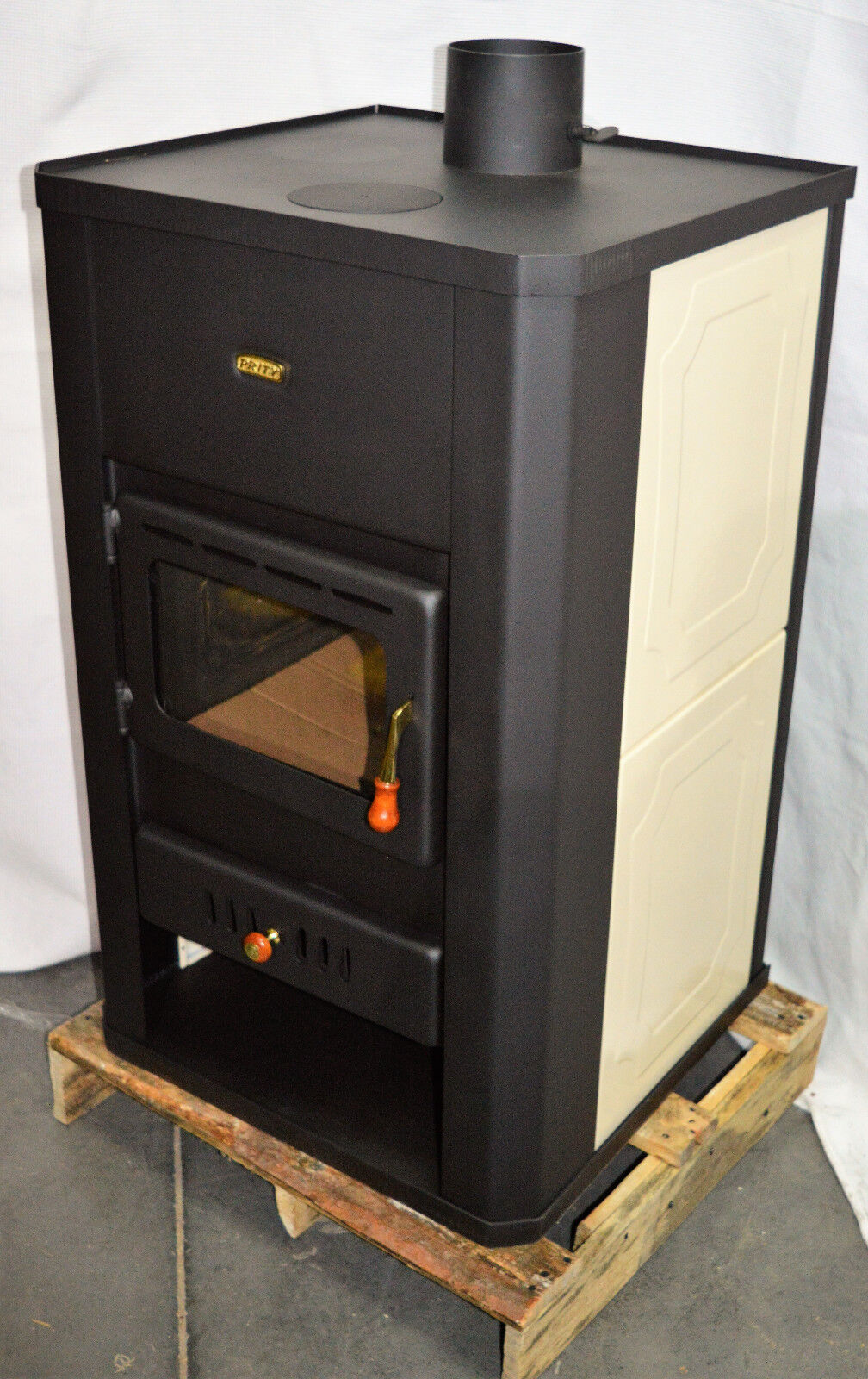 Wood Burning Stoves Boiler