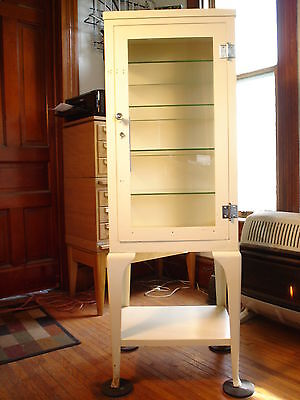 Antique Medical Cabinets collection on eBay