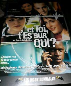 Et Toi T'es Sur Qui : About, (DVD), Doillon., 774212000102