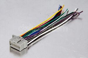 PANASONIC CQ C8303U C8405U C1305U WIRE HARNESS PA1602 | eBay