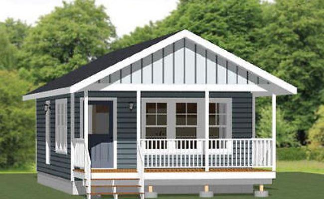 18x30 Tiny House 540 Sq Ft Pdf Floor Plan Model 4e