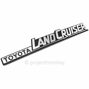 OEM Toyota 81-90 Land Cruiser FJ60 Quarter Panel