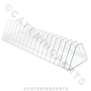 350MM PLASTIC COATED WIRE PLATE INSERT FOR DISHWASHER RACK