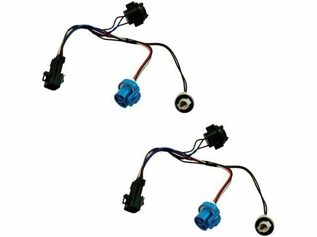 Headlight Wiring Harness Set For 2005-2008 Chevy Cobalt