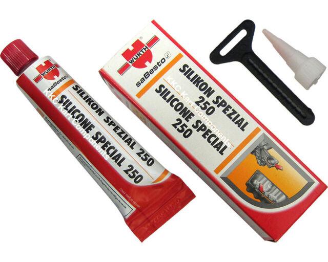 kart wurth silicone special 250 core plug engine sealant best on ebay