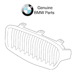 For BMW F34 328i 335i GT xDrive 2014-2016 Front Driver