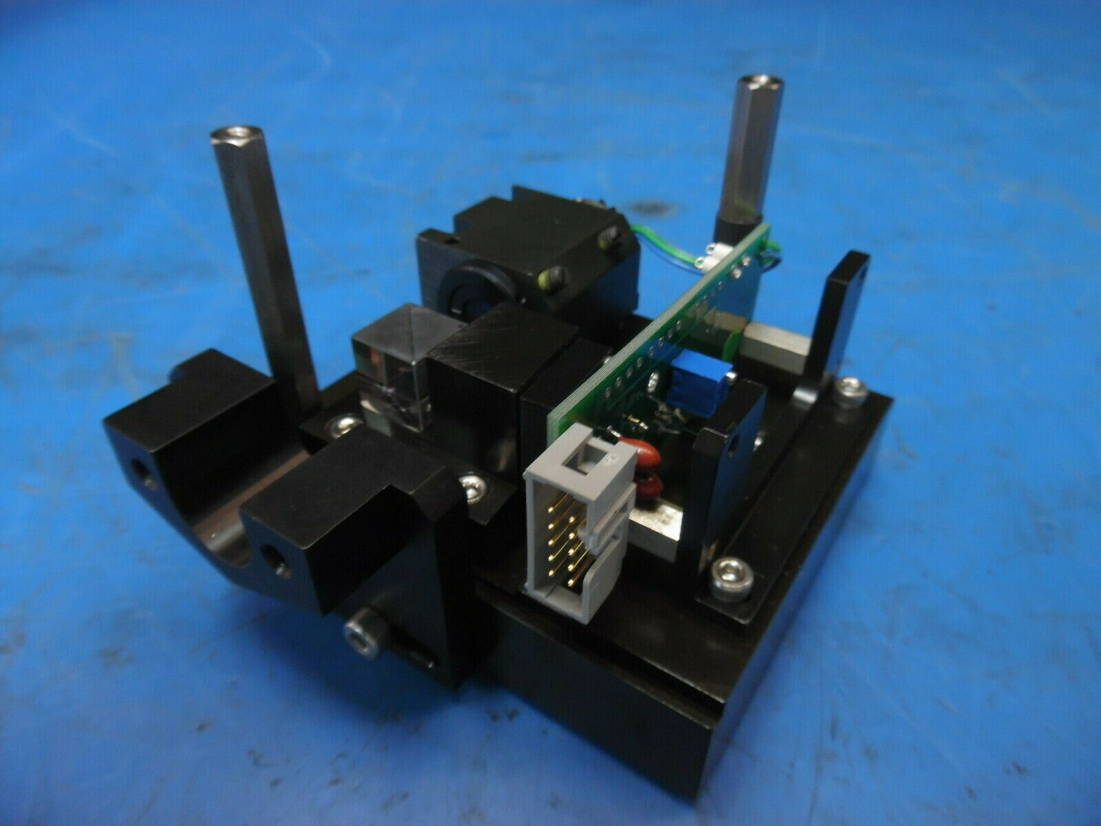 Teledyne Laser Assembly Right Side w Cirexx CSS1403B Regulator and Emitter
