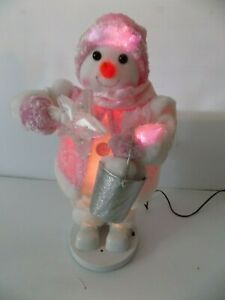 Dancing Frosty The Snowman : dancing, frosty, snowman, Fiber, Optic, Frosty, Snowman, Singing,, Dancing,