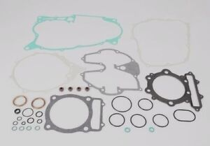 HONDA XR600 XR600R COMPLETE ENGINE GASKET KIT 85-00,HEAD