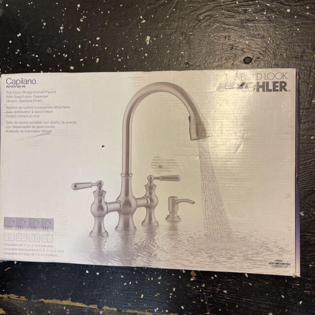 kohler r21070 sd vs kitchen faucet