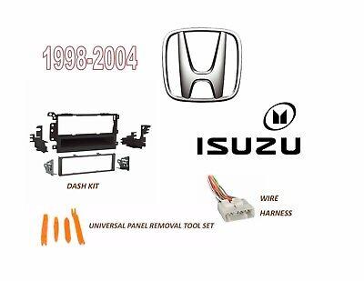 Fits 1998-2004 ISUZU HONDA Select Models INSTALL KIT for