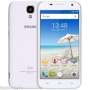 UHANS A101 Android 6.0 5.0 inch 4G Smartphone 1.3GHz Quad Core 1GB RAM 8GB ROM