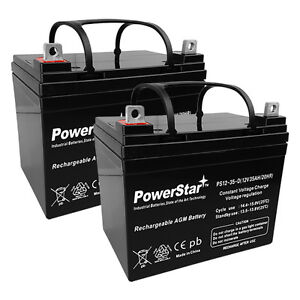 liberty 312 power chair battery leather with ottoman costco 2 pack 12v 35ah revolution mobility details about