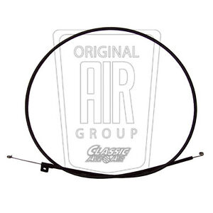 1967-68 MUSTANG COUGAR A/C Heater Control Cable AC Air