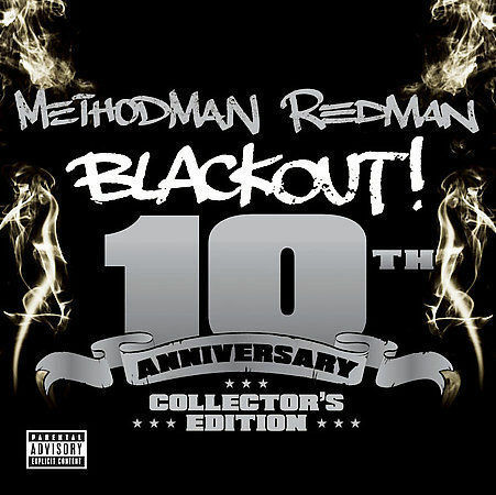 blackout blackout vol 2 10th anniversary double pack by method man cd may 2009 2 discs def jam usa