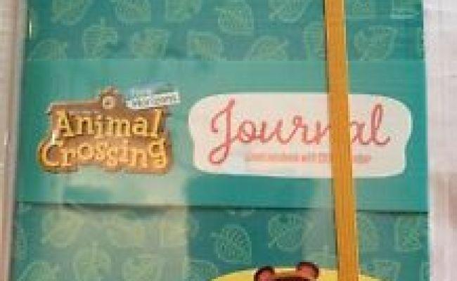 2020 Animal Crossing New Horizons Journal Target Exclusive Nintendo Switch 45496893705 Ebay