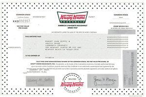 details about krispy kreme