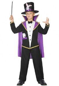details sur deguisement garcon magicien 5 6 ans costume enfant lapin drole neuf pas cher