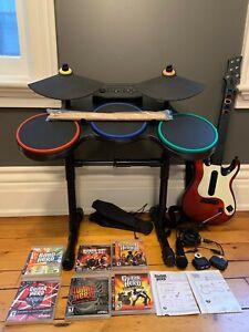 Guitar Hero Ps3 Bundle : guitar, bundle, Super, Bundle